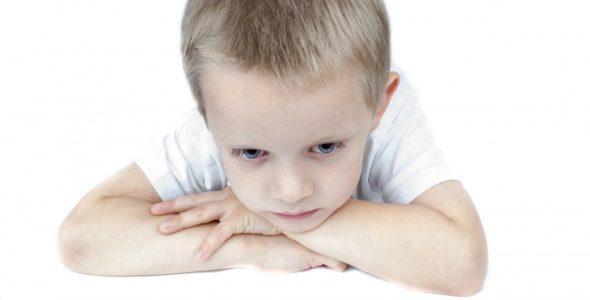 Gyermekkori szorongás