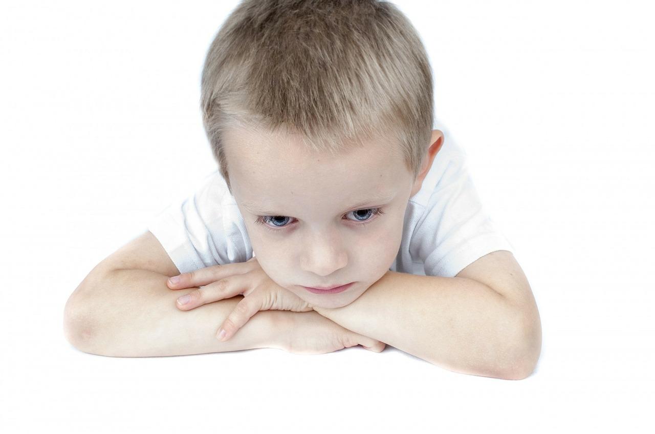 Gyermekkori szorongások – A stressz hatása testre és lélekre