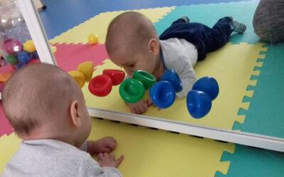 A csecsemő mozgásfejlődése